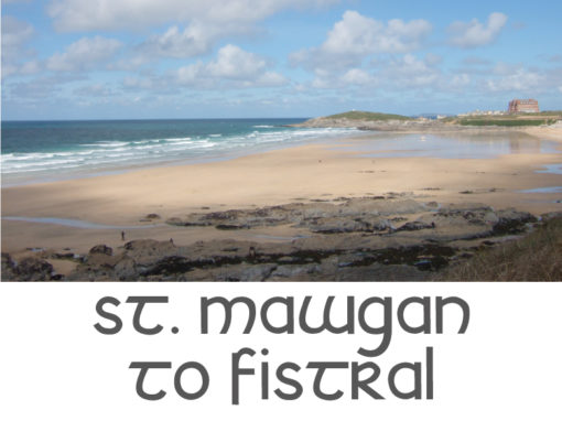 St. Mawgan to Fistral