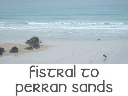 Fistral to Perran Sands