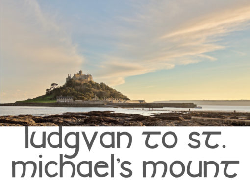 Ludgvan to St. Michael's Mount