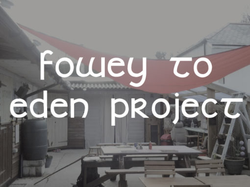 Fowey to Eden Project