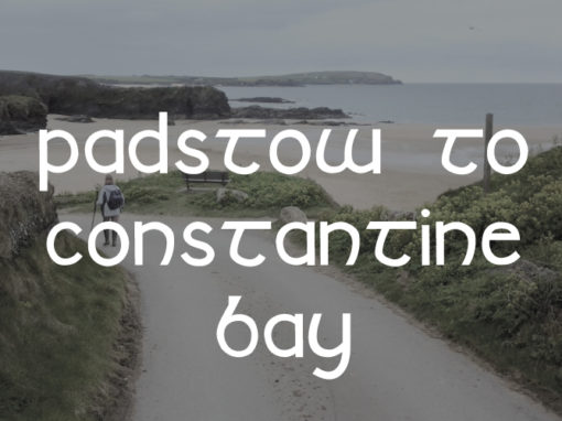 Padstow to Constantine Bay